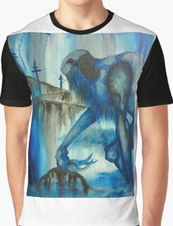 The Blue Giant Graphic T-Shirt