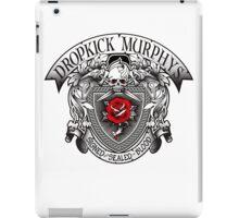 dropkick murphys signed sealed blood iPad Case/Skin