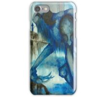 The Blue Giant iPhone Case/Skin