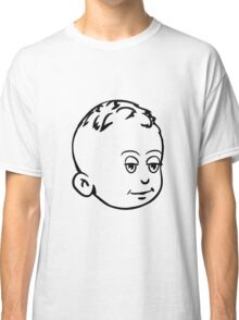 Tired baby Classic T-Shirt