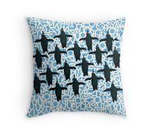 Penguin 1 Throw Pillow