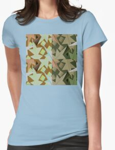 Windows of the mind - a Womens Fitted T-Shirt