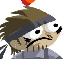 Metal Gear Solid Snake Sticker