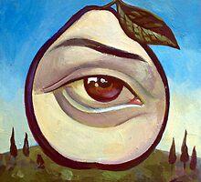 Plum by painterflipper