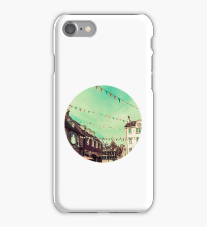 The Lanes. iPhone Case/Skin
