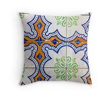 Portugal Pillows 5 Throw Pillow