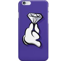 Diamond Hand iPhone Case/Skin