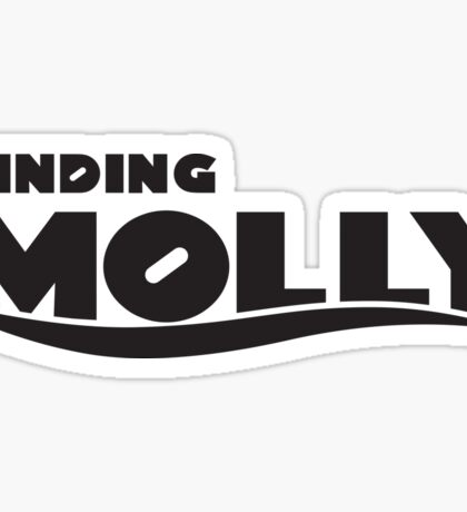 Finding Molly Sticker