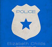 Orphan Black - Elizabeth Childs Minimalist by fandomdork