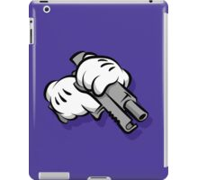 Gun Hands iPad Case/Skin