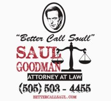 Better Call Saul!! by incetelso