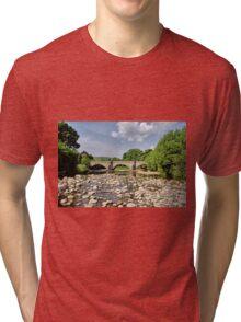 Bridge At Grinton Tri-blend T-Shirt