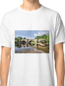 Bridge At Grinton Classic T-Shirt