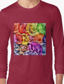 Parasols Long Sleeve T-Shirt