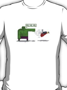 CHEEKY SIDE PUNCH T-Shirt