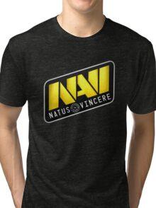 Natus Vincere Tri-blend T-Shirt
