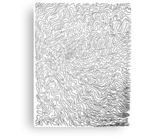 WAVVY Canvas Print