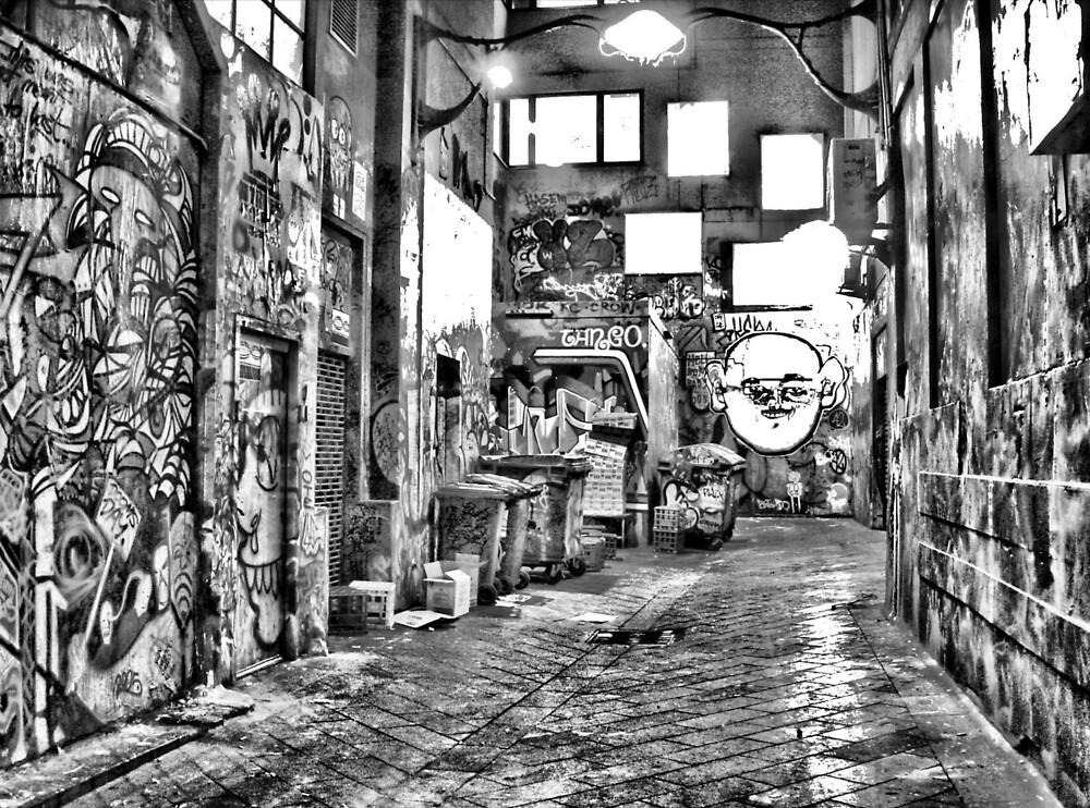Melbourne's Hidden Secrets... by Paul Louis Villani