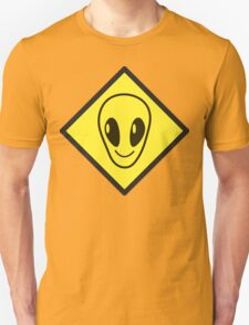 Alien sign crossing T-Shirt
