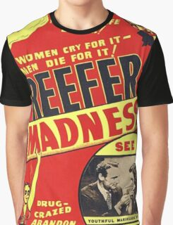 Reefer Madness Graphic T-Shirt