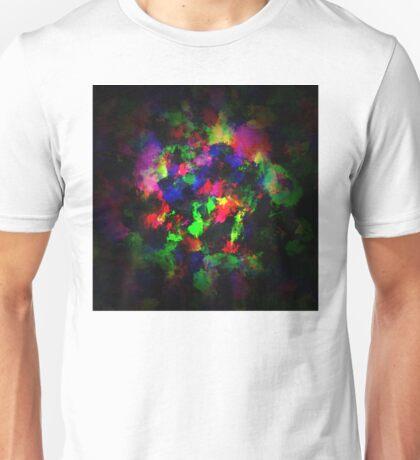 Bright Colors of Paint Unisex T-Shirt