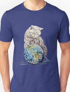 Our feline deity shows restraint T-Shirt