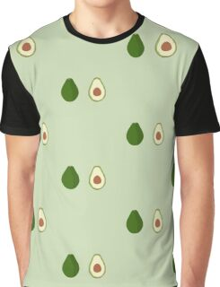Avocado Lover  Graphic T-Shirt