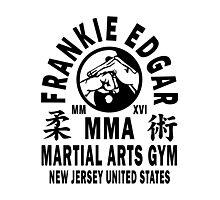 Frankie Edgar Martial Arts Gym Photographic Print