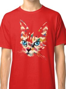 POP ART CAT Classic T-Shirt