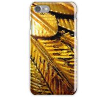 On Gilded Wings 2 iPhone Case/Skin