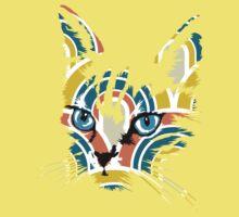 POP ART CAT Kids Clothes