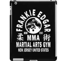 Frankie Edgar Martial Arts Gym iPad Case/Skin
