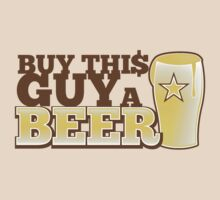 BUY this guy a beer by jazzydevil