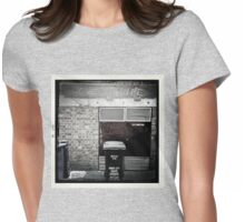 Love / Hope Womens Fitted T-Shirt