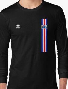 Euro 2016 Football - Iceland  Long Sleeve T-Shirt