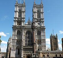Westminster Abbey by Filip Mihail