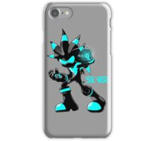 The Hedgehog Sonic Silver iPhone Case/Skin