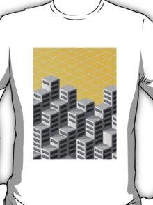 Isometric background T-Shirt