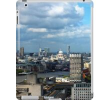 River Thames - London, UK iPad Case/Skin