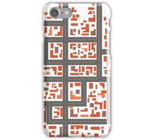 City maps iPhone Case/Skin