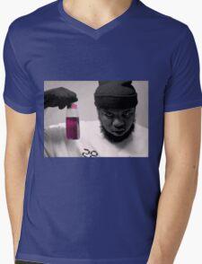 Trigga Maxo Mens V-Neck T-Shirt