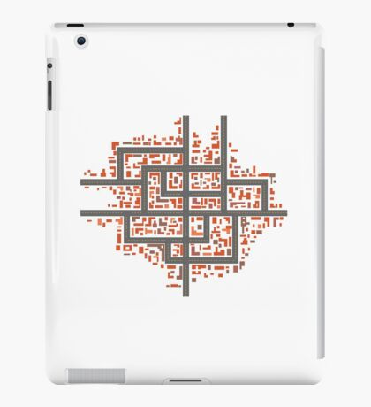 City maps iPad Case/Skin