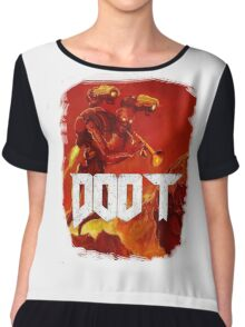 Doom, Doot Chiffon Top