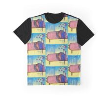 Cosy In My Bed - Beatrice Ajayi Graphic T-Shirt