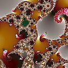 Mandelbrot and Spotty Slugs by Mark Eggleston