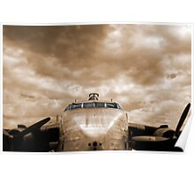 The Flying Boxcar  Poster