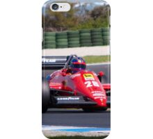 Ferrari at Phillip Island iPhone Case/Skin