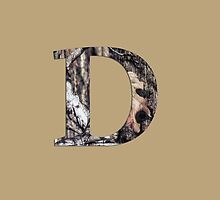 Camo D by Kathy Weaver