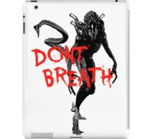 "NEW* ALIEN: ISOLATION MERCHANDISE... ""DONT BREATH"" iPad Case/Skin"