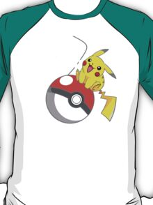 Wrecking Pokeball T-Shirt